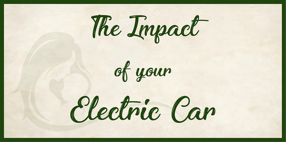 Disadvantages of electric cars on the environment