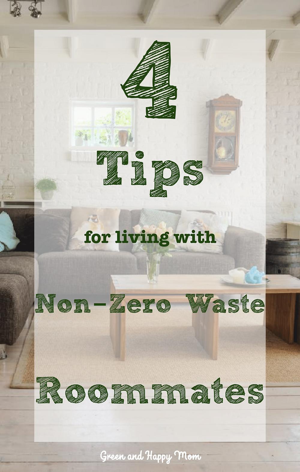 zero waste roommates