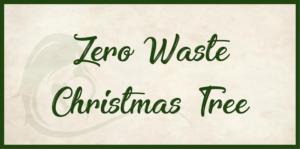 Eco-Friendly Christmas Tree