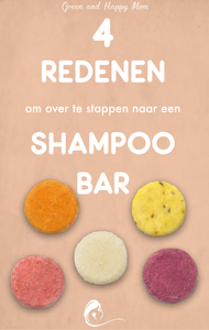 Voordelen van een shampoo bar