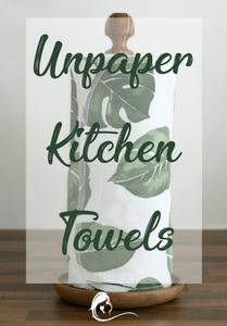 reusable kitchen towels