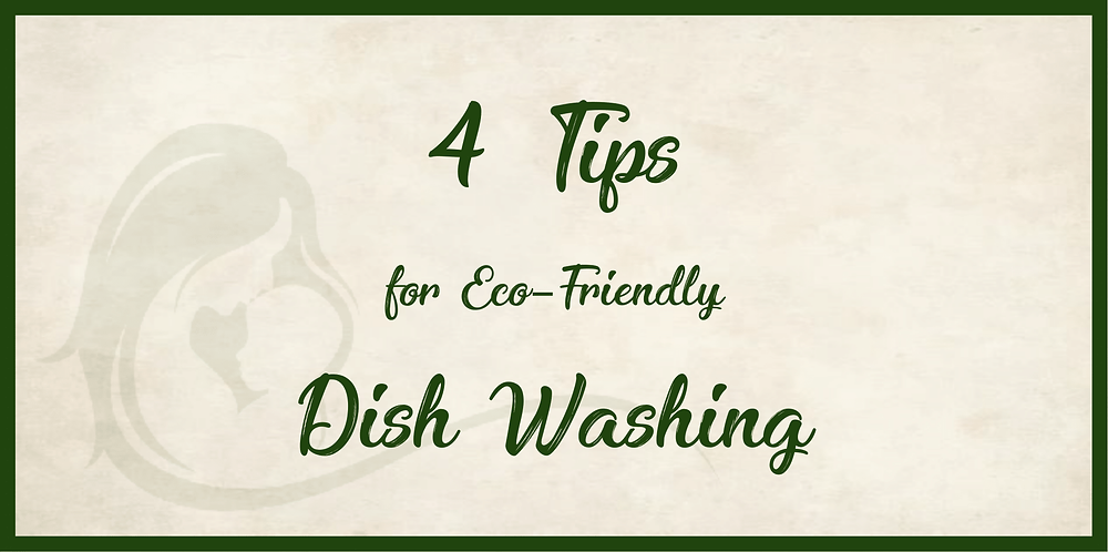 eco-friendly dishwashing