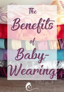 Benefits of Babywearing