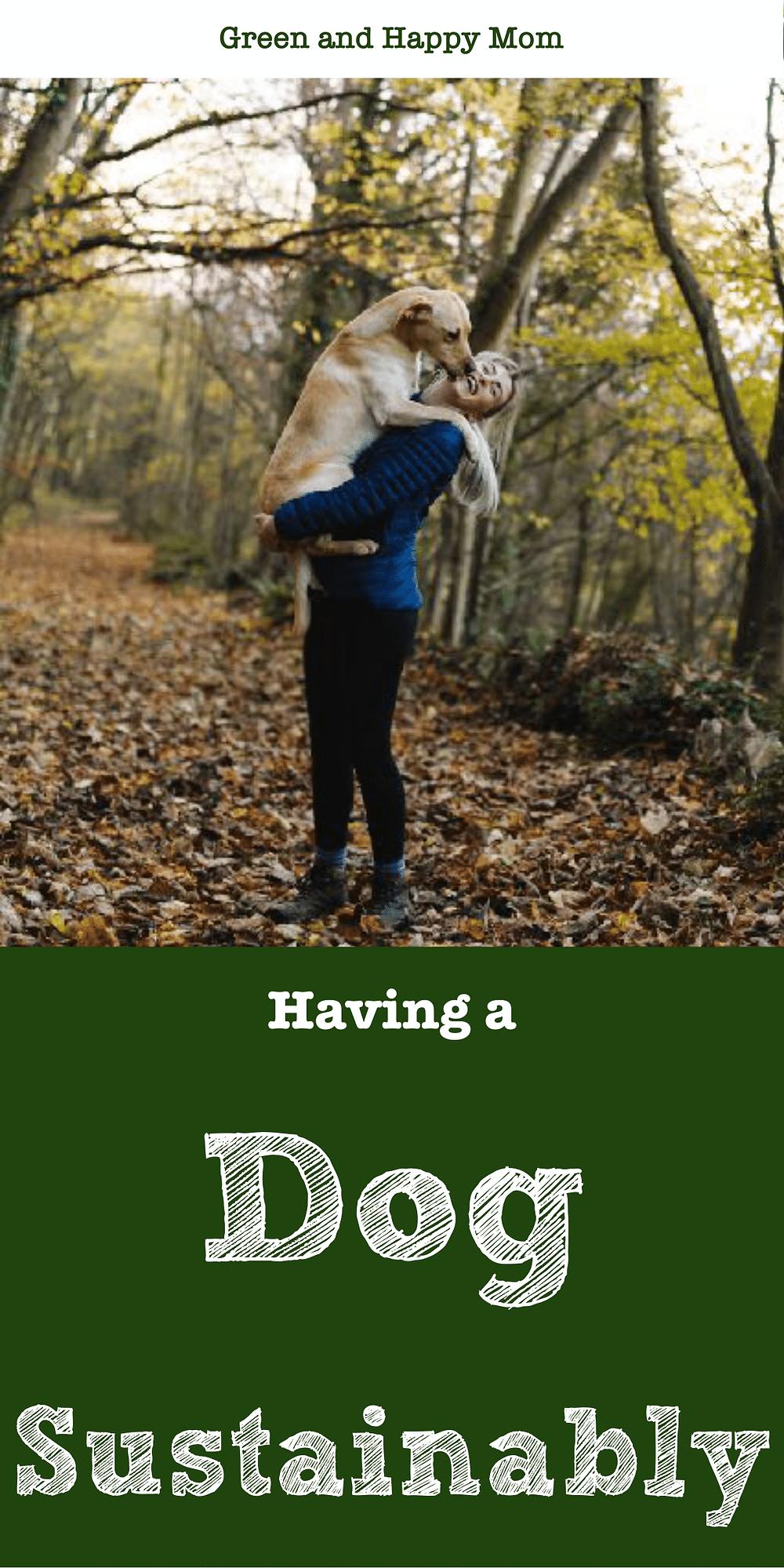 Zero waste dog