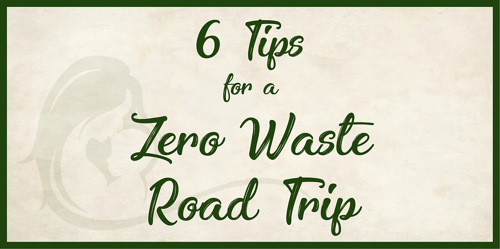 zero waste road trip