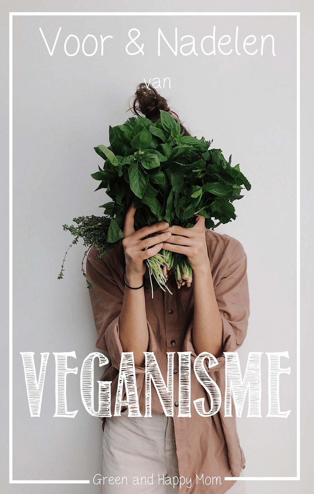 voor en nadelen van veganisme
