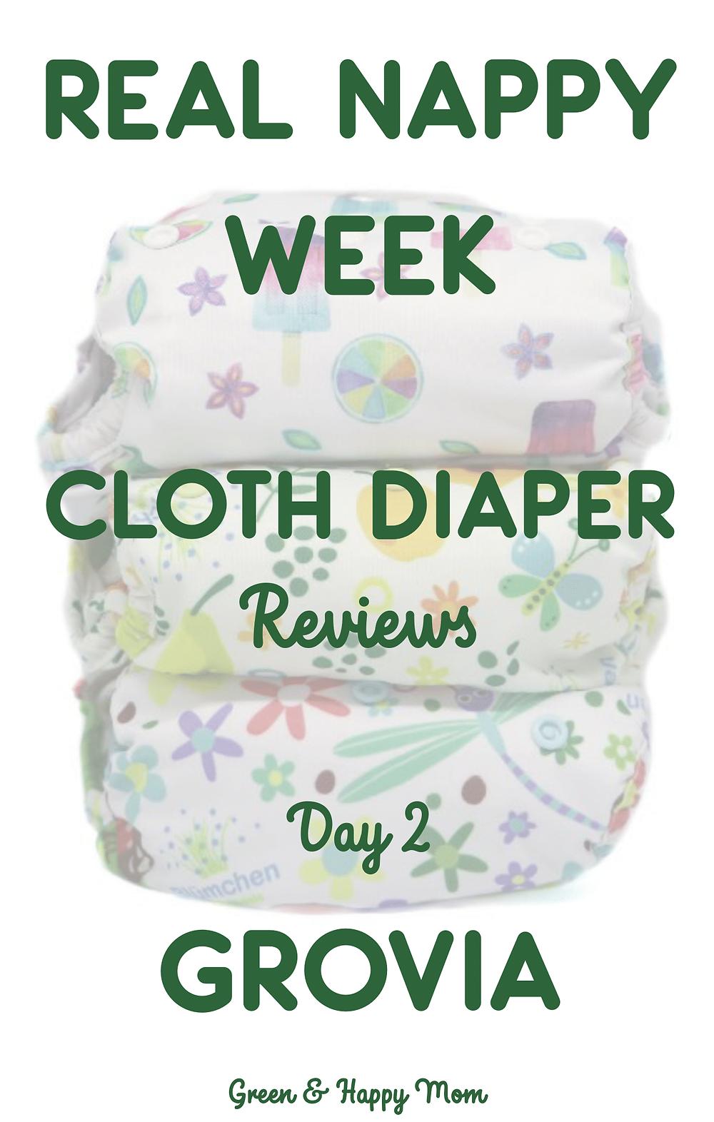 Grovia Cloth Diaper review