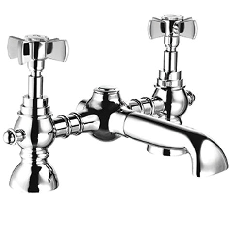 Chrome Bath Filler
