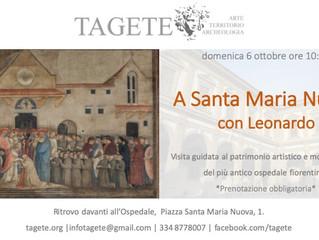 A Santa Maria Nuova con Leonardo