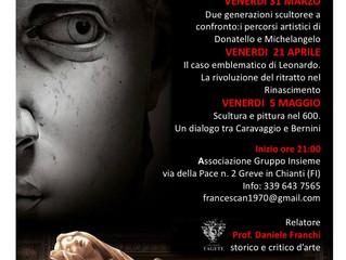 Incontri d'Arte - Greve in Chianti