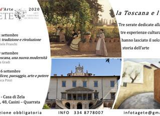 L'arte in Toscana