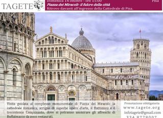 Piazza dei Miracoli: il fulcro della città di Pisa