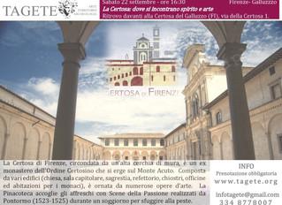La Certosa di Firenze: un luogo dove si incontrano spirito e arte
