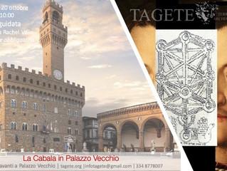 La Cabala in Palazzo Vecchio