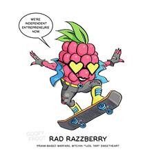 Rad Razzberry