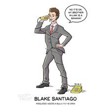 Blake Santiago