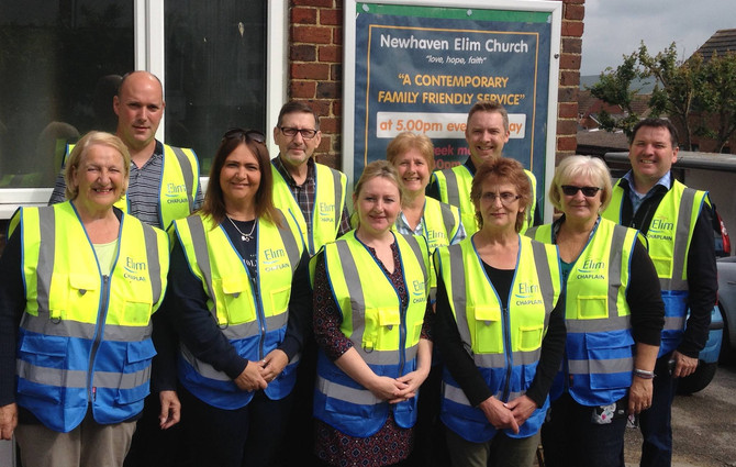 Chaplaincy has come to Newhaven!