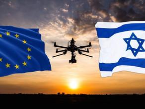 חוקים חדשים של הטסת רחפנים באירופה