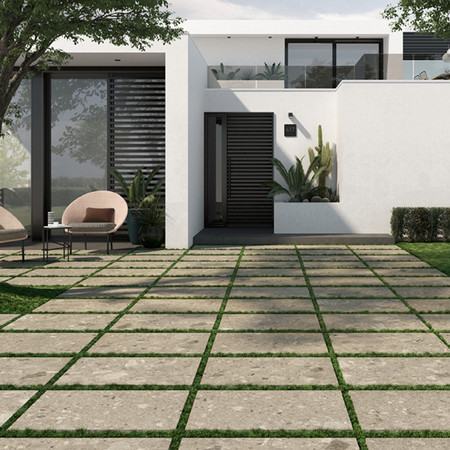 Außenfliese Terrazzo Design - Coem