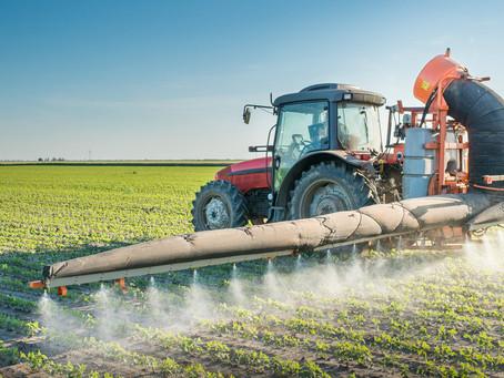 Bancada do agronegócio e liberação de defensivos