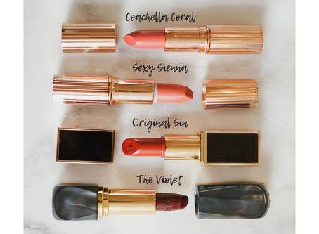 Our fall lip capsule