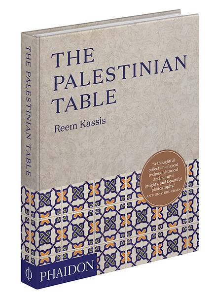 The Palestinian Table Book Cover