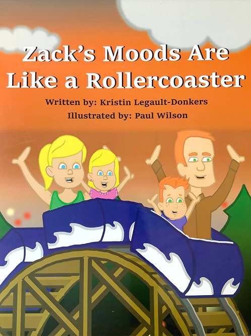 Zack's Moods Are Like a Rollercoaster