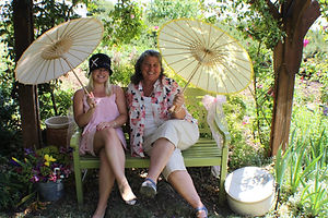 Good Humus Hats & High Tea 3