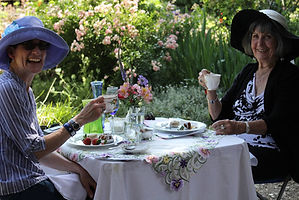 Good Humus Hats & High Tea 5