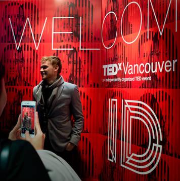 TEDxVan 2016 Wall