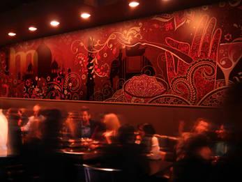 Mysala Restaurant - Mural