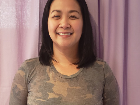 October 2020 Co-Team member of the month is Maja Juico, PSW