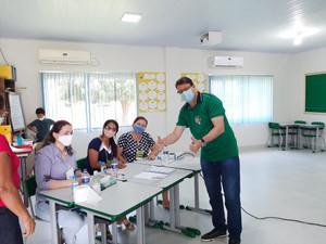 Edu Pascoski Prefeito em Itanhangá teve uma ótima votação na sua reeleição