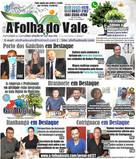 Edição 127 do Jornal A Folha do Vale em Circulação