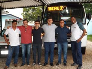 Administração Municipal de Porto dos Gaúchos entrega Veículos ao Setor de Saúde