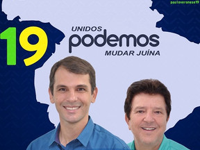 Reeleição em Juína é quase sempre descartada na história do município