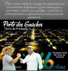 66 anos completa o município de Porto dos Gaúchos neste 3 de maio