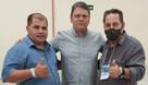 Lideranças políticas de Porto dos Gaúchos marca presença no evento prol a Ferrogrão em Sinop