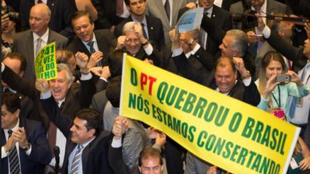PT quebrou o Brasil explica professora de economia da Unicamp