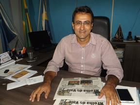 Prefeito de Novo Horizonte do Norte se reelege internado na UTI