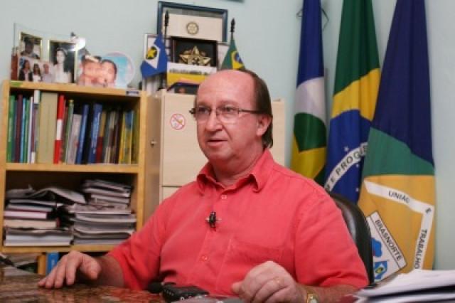 imagens baixada do RDnews-prefeito Mauro Rui de Brasnorte
