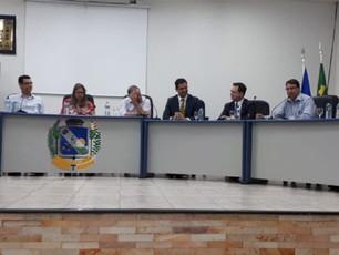 """Em Itanhangá a Administração Municipal Assina Projeto """"EFETIVIDADE NA EXECUÇÃO FISCAL"""""""