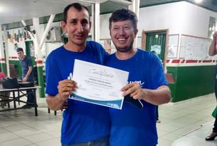 Porto dos Gaúchos Certifica os Participantes do Projeto Muxirum turmas de 2017