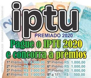Distribuição de 15 mil reais em Itanhangá para premiar moradores