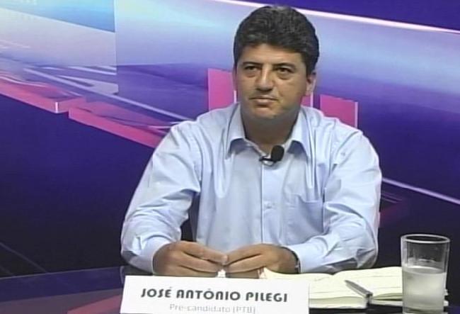 Advogado José Antônio Rodrigues Pilegi