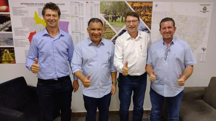 Administração de Itanhangá articula parcerias e recursos para ser investidos