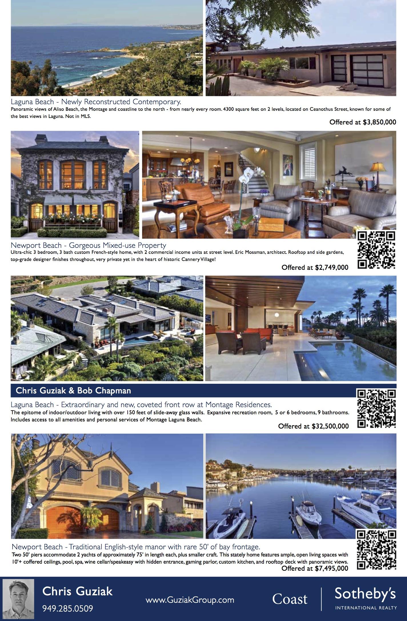 OC Business Journal ad