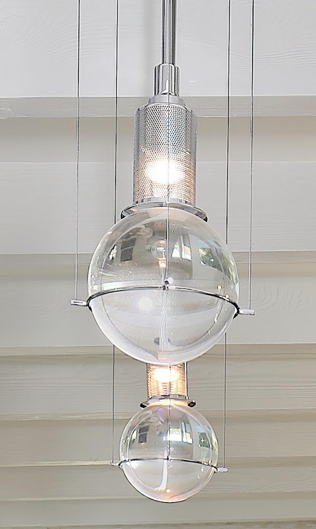 Custom Lutron Controlled Lighting