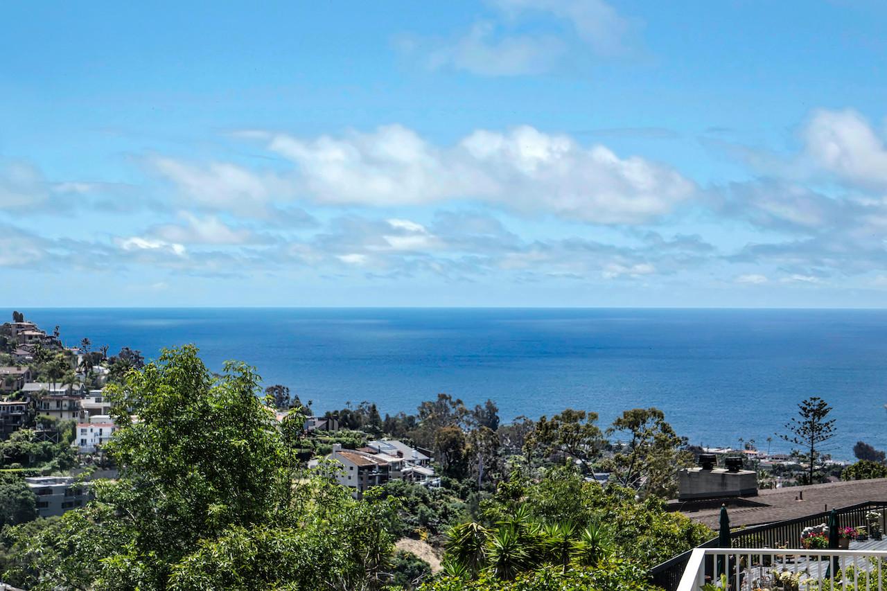 Ocean views.