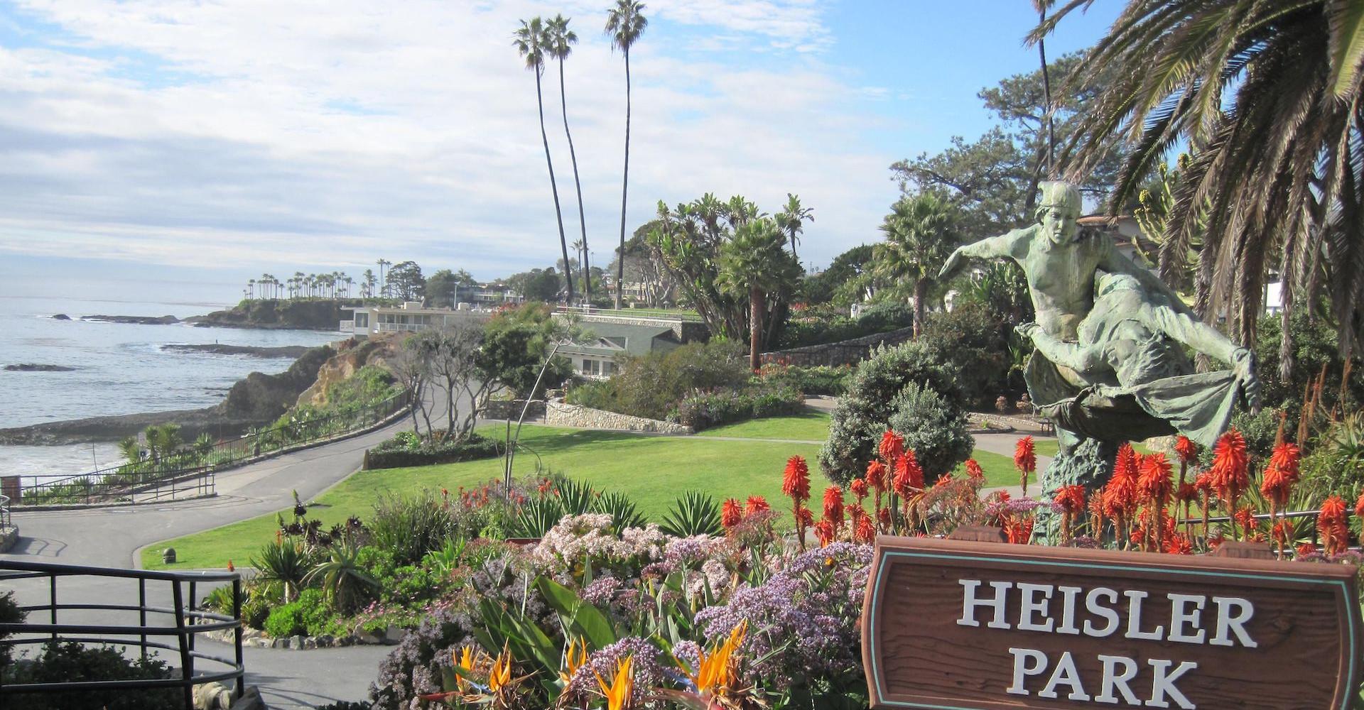 Heisler Park - 1.2 miles